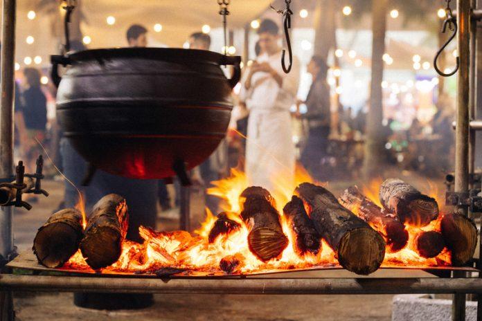 A Ferro e Fogo no Parador Hampel - Crédito Foto: Divulgação