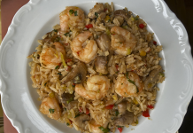 Thai Fried Rice do Chef Rafael Jacobi
