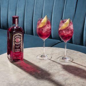 bombay bramble - receitas drink com gin